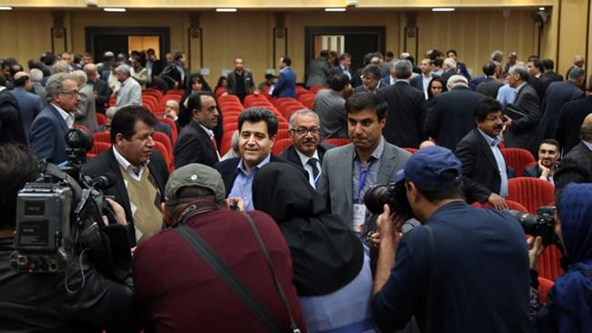 در هجدهمین نشست دوره هشتم هیات نمایندگان اتاق ایران که صبح امروز در ساختمان اتاق ایران برگزار شد، نمایندگان پارلمان بخش خصوصی، حسین سلاحورزی را به عنوان نایب رئیس چهارم اتاق ایران انتخاب کردند.