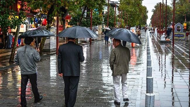 پایگاه خبری اتاق ایران وضعیت بارشهای جوی را بررسی میکند بارانهای بهاری حریف کمآبی نشد