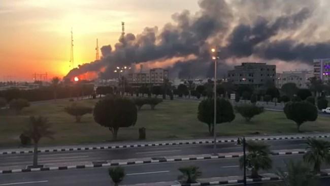 حمله یمنیها